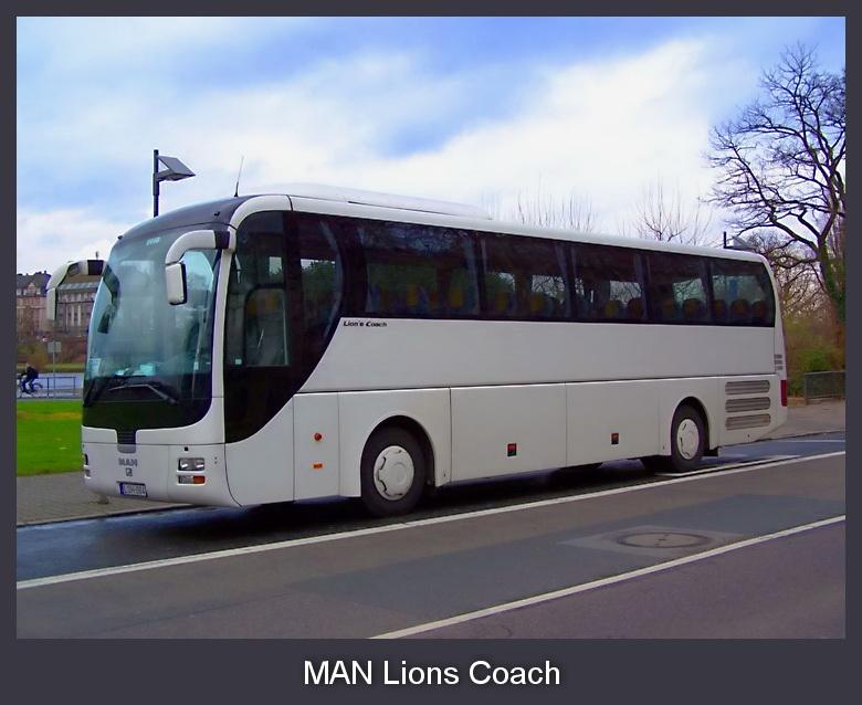 Автобус man lion`s coach r07 салон